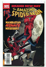 The Amazing Spider-Man #551 NM Brand New Day  Marvel Comics CBX9A