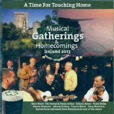 MUSICAL GATHERINGS & HOMECOMINGS IRELAND CD  - Paddy Reilly, Mary Black , Johnny