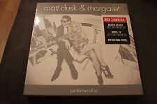 Matt Dusk & Margaret Box: Just The Two Of Us (Special Limited Box) NEW !!!!