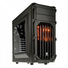 Corsair Carbide Series SPEC-03 Black- Orange LED Steel ATX Mid Tower Gaming Case