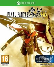 Xbox One Spiel Final Fantasy Type-0 HD inkl. FF XV 15 Demo