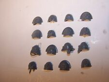 16 Space Marine Sternguard Veteran Shoulder Pads (bits auction)