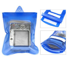 Digital Camera Underwater Waterproof Case Dry Bag Scuba Swimming Beach Holiday
