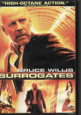 Surrogates (WS) people buy robots that look like them * Bruce Willis