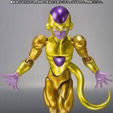 Bandai S.H.Figuarts Dragon Ball Z Golden Freezer Frieza Fukkatsu no F Japan F/S