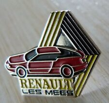 RARE PIN'S RENAULT ALPINE A 610 LES MEES