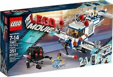 LEGO Movie 70811 The Flying Flusher - LegoOriginals