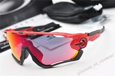 Sunglasses-Oakley Asia Jawbreaker OO9270-03 OO927003 Redline Red Iridium Glasses