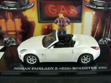 KYOSHO NISSAN FAIRLADY Z  Z33  ROADSTER 2003 [ WHITE ] BEADS COLLECTION SERIES