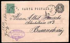 Rumänien Nr. 50 B u.a. Brief (1686012204)