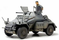 Tamiya America [TAM] 1/35 German Armored Car SdKfz 222 Plastic Model Kit 35270