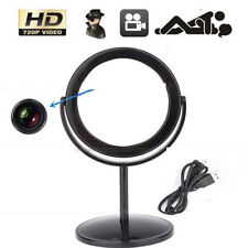 720P Home Mirror Camera HD Nanny DVR Video Cam Recorder Motion Detect Camcorder