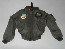 1/6 Scale female US Air FOrce Pilot Jacket - callsign BURNER  loose