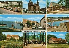Alte Postkarte - Luftkurort Damme i. Oldb.