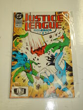 JUSTICE LEAGUE OF AMERICA #38 VOL 2 JLA DC COMICS MAY 1990