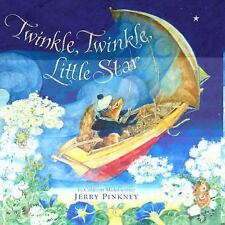 Twinkle, Twinkle, Little Star-ExLibrary