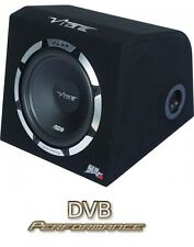 "Vibe Slick SLR12 12"" 30cm Car Subwoofer Bass Box Enclosure Passive 1200w"