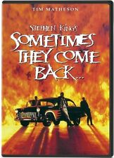 Stephen King's Sometimes They Come Back DVD