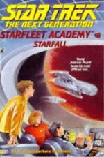 Starfall (Star Trek : The Next Generation : Starfleet Academy, No 8)-ExLibrary