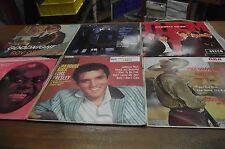 bulk lot 6 oz 45s  orbison//presley/them//peterpaulmary// aqrmstrong montenegro