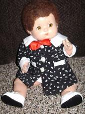RARE MARKED 1940's Effanbee Patsy Baby Doll Compo. Nice Condition! Mohair Wig