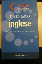 DIZIONARIO INGLESE - M. CLARI - BOROLI - 2004 - M