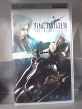 Final Fantasy VII   Advent Children  FILM    PSP UMD Video
