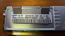 2X 4GB Samsung Hynix 8GB DDR2 PC2-5300F ECC Fully Buffered DELL Server Memory