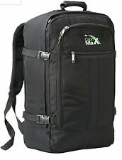 Cabin Bag Max Backpack Hand Luggage Ryanair Easyjet 55 x 40 x 20 cm Lightweight