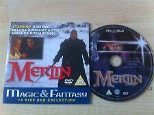MERLIN Starring Sam Neill & Helena Bonham Carter - Magic & Fantasy DVD