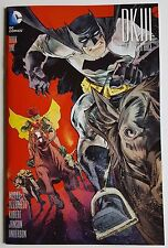 Dark Knight III: The Master Race #1 NM+ Silver Snail Variant By Manapul