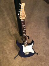 LIMITED TIME SALE!! Baja (Blue) Six String Right-Handed Electric Guitar