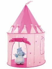 Portable Folding Indoor/Outdoor Princess Castle Fairy House Girls Pink Play Tent