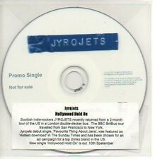 (12L) Jyrojets, Hollywood Hold On - DJ CD