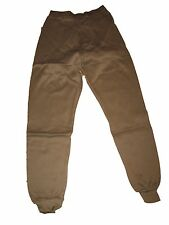 US ARMY Surplus Polypropylene Thermal Drawers Longjohns Hunting Pants Small S