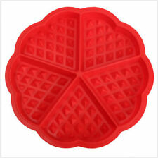 Muffins Silicone Mold Waffles Baking Bakeware Tools Cake Kitchen