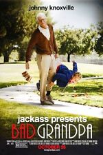 BAD GRANDPA -  2013 - Original D/S Final Movie Poster- 27x40 - JOHNNY KNOXVILLE