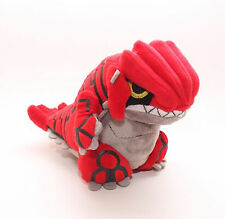 "Pokemon Center Character 6"" Groudon Plush Doll Soft Toy Black Friday X'mas Gift"