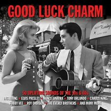 Good Luck Charm VARIOUS ARTISTS 50s & 60s BEST OF 50 ESSENTIAL SONGS New 2 CD