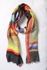 Shawl Stole Scarf Wrap Hijab Multi Dark Vintage Abstract Autumn Christmas Gift