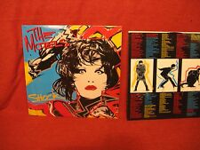 THE MOTELS - SHOCK - 1985 ROCK / NEW WAVE LP w/ORG SLEEVE EX VINYL