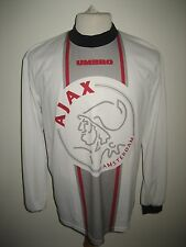 Ajax Amsterdam training Holland football shirt soccer jersey voetbal size L