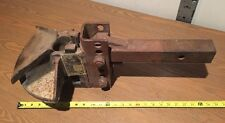 """TOW CHIEF Trailer Hitch 1-5/8"""" Holes for Stabilizer Bars weighs about 71 pounds"""