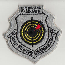 Wartime USAF Fighter Weapons School Patch / Insignia