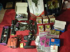SERPENT 950 1/8th SCALE FAST R/C NITRO + SPARES CAR COMPETITION FUTABA T2PL