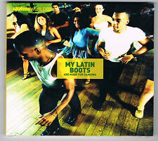MY LATIN BOOTS ARE MADE FOR DANCING - VIBRATIONS WORLD 02 - 16 TRACKS - NEUF NEW