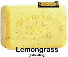 Pre de Provence French Soap LEMONGRASS Fragrance 150 Gram Bath Bar Shea Butter