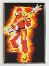 Jinx FRIDGE MAGNET (2.5 x 3.5 inches) gi joe cobra real american hero ninja