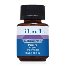 ibd - Natural Nail Primer - 0.5oz / 14ml - Acrylics / UV Gel