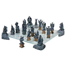 Celtic Fantasy Powerful Medieval Dragon Chess Set REPLACEMENT PIECES